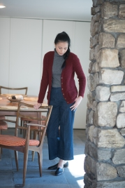 Nightingale Cardigan by Noriko Ho