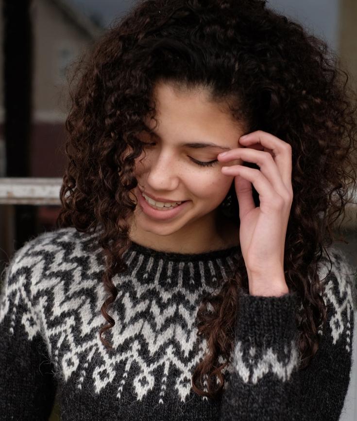 72d759e2c7fd Jennifer Steingass Talks Top-Down Sweater Knitting + Dreyma ...